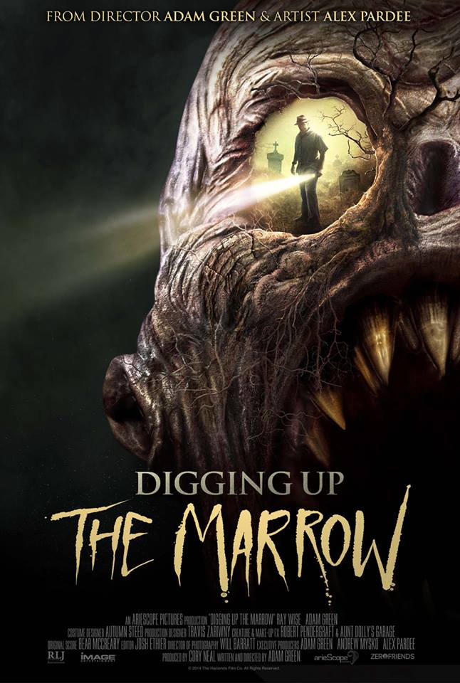 Digging Up the Marrow review