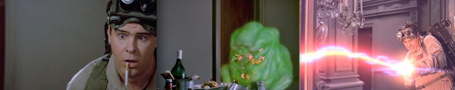Ghostbusters : Disgusting Blob