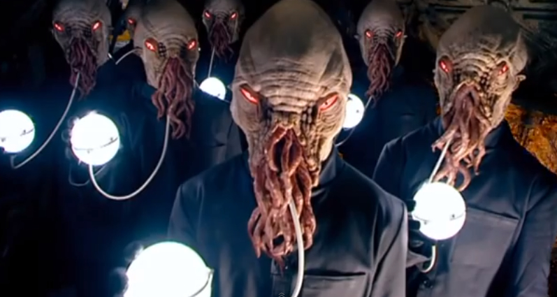 Doctor Who The Satan Pit : Ood