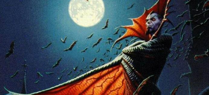 Dracula and Bats