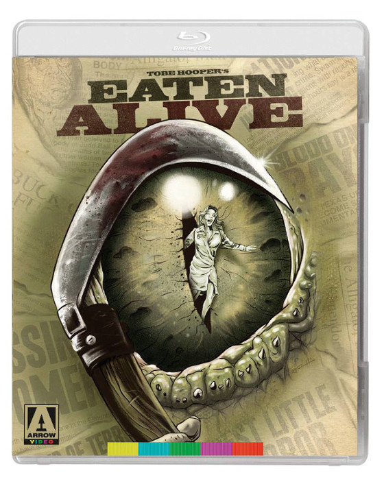 Eaten Alive Arrow Video