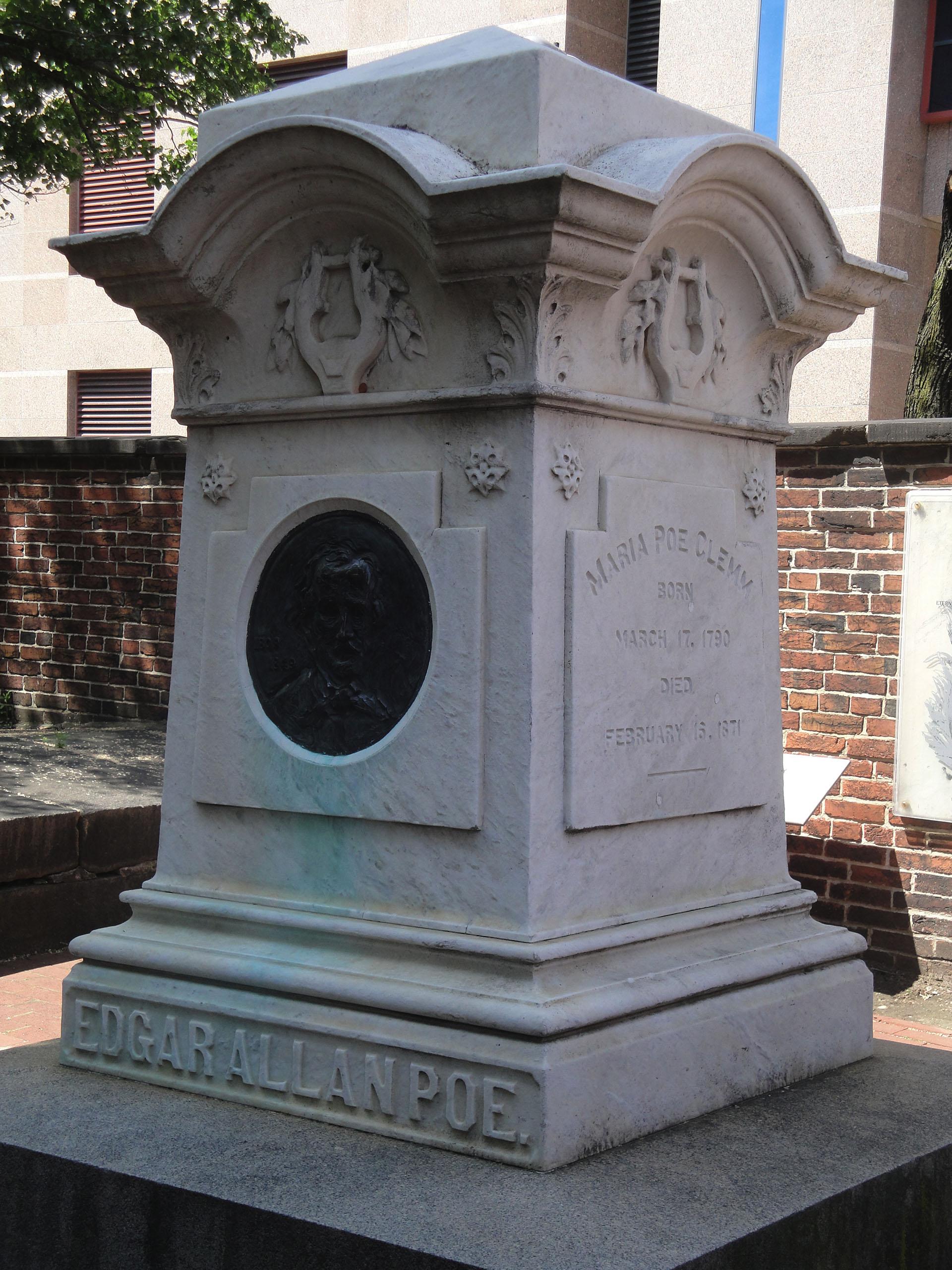 Edgard Allan Poe's Grave