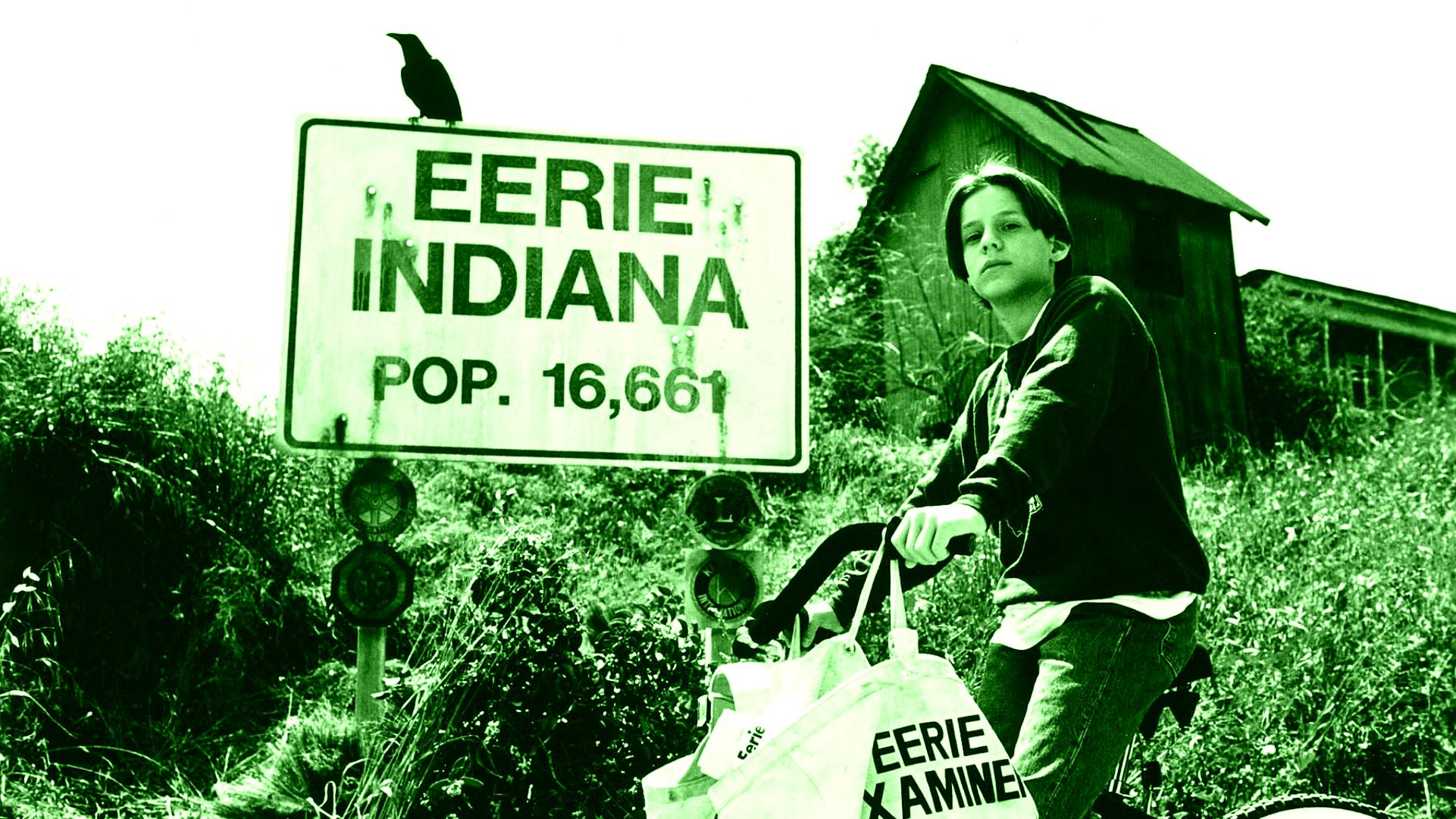 Eerie Indiana Opening