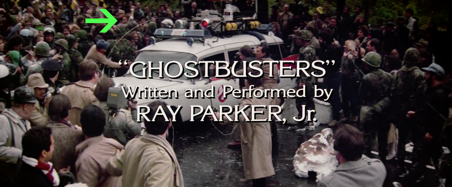 Eldo Ray Estes Ghostbusters Interview - 8