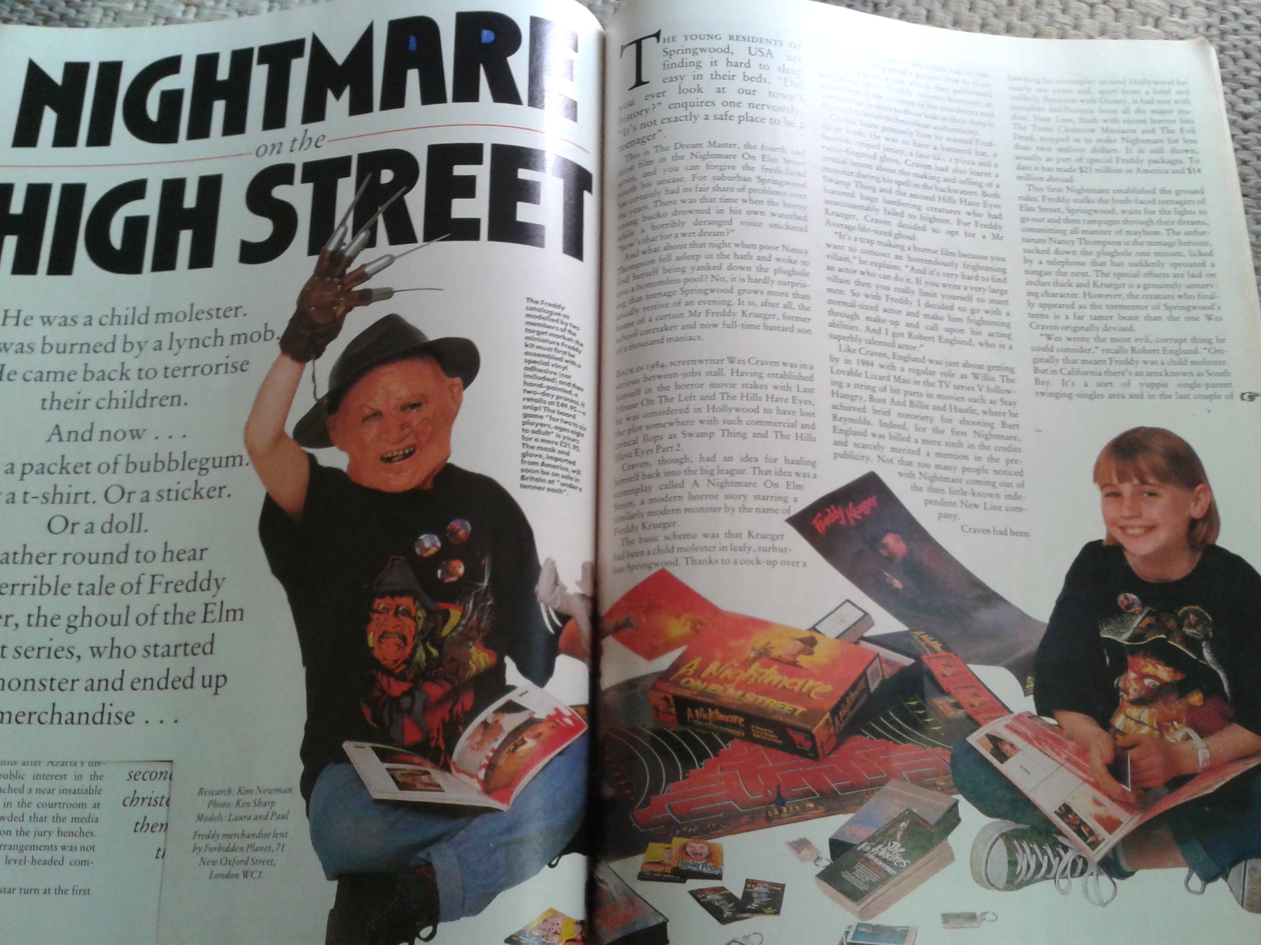 A Nightmare On Elm Street Empire Article