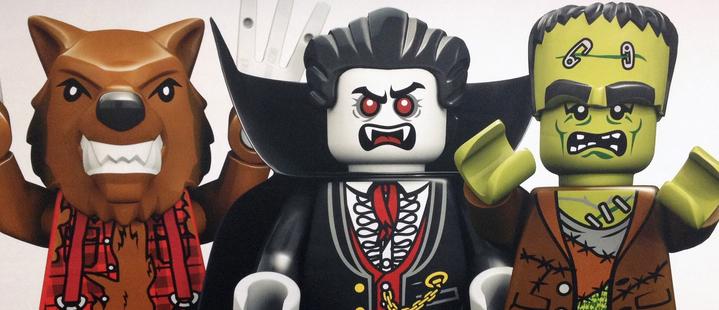 Evil Lego.