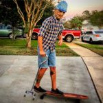 Ex-skater Grandpa