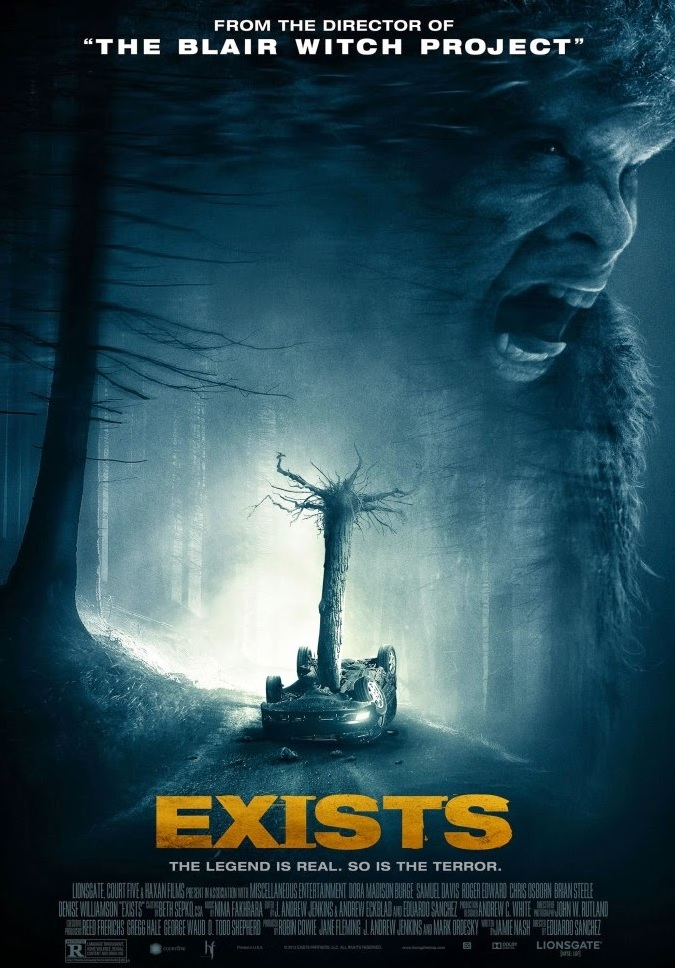 Exists Bigfoot