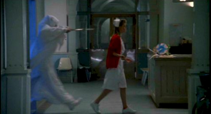 Exorcist 3 Nurse Death Scene