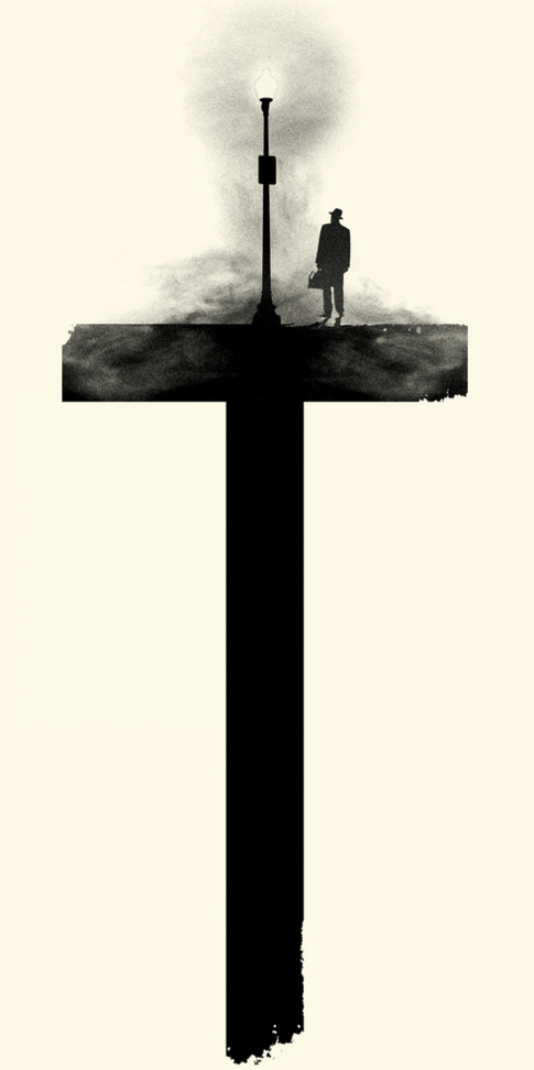 Poster Art List - The Exorcist Javier Vera Lainez