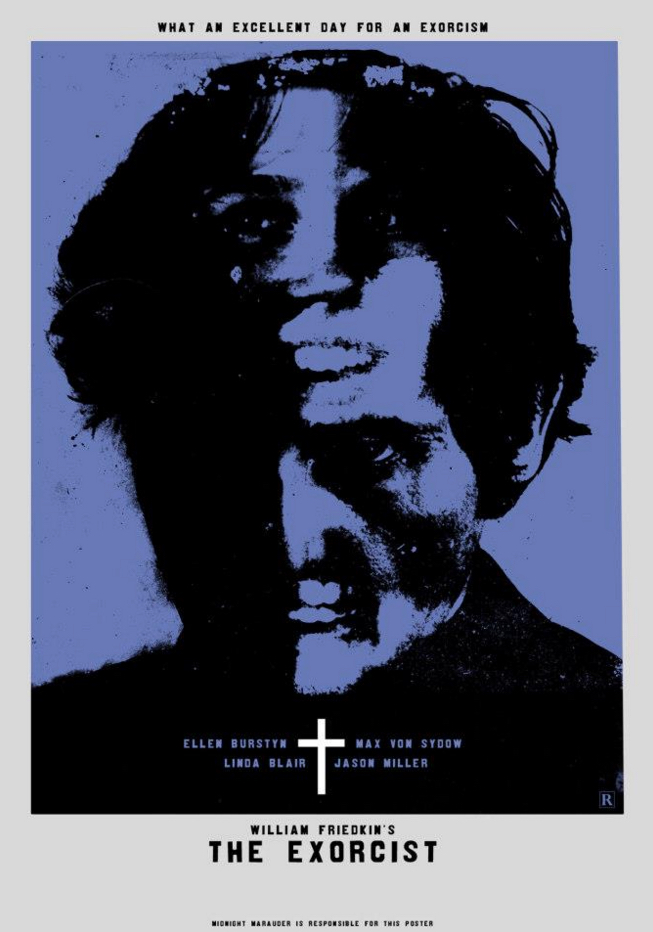 Poster Art List - The Exorcist Midnight Marauder