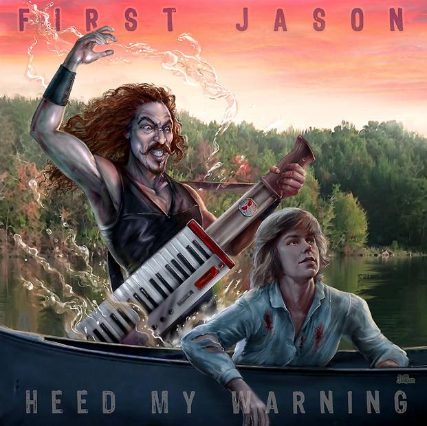 First Jason Heed My Warning Artwork