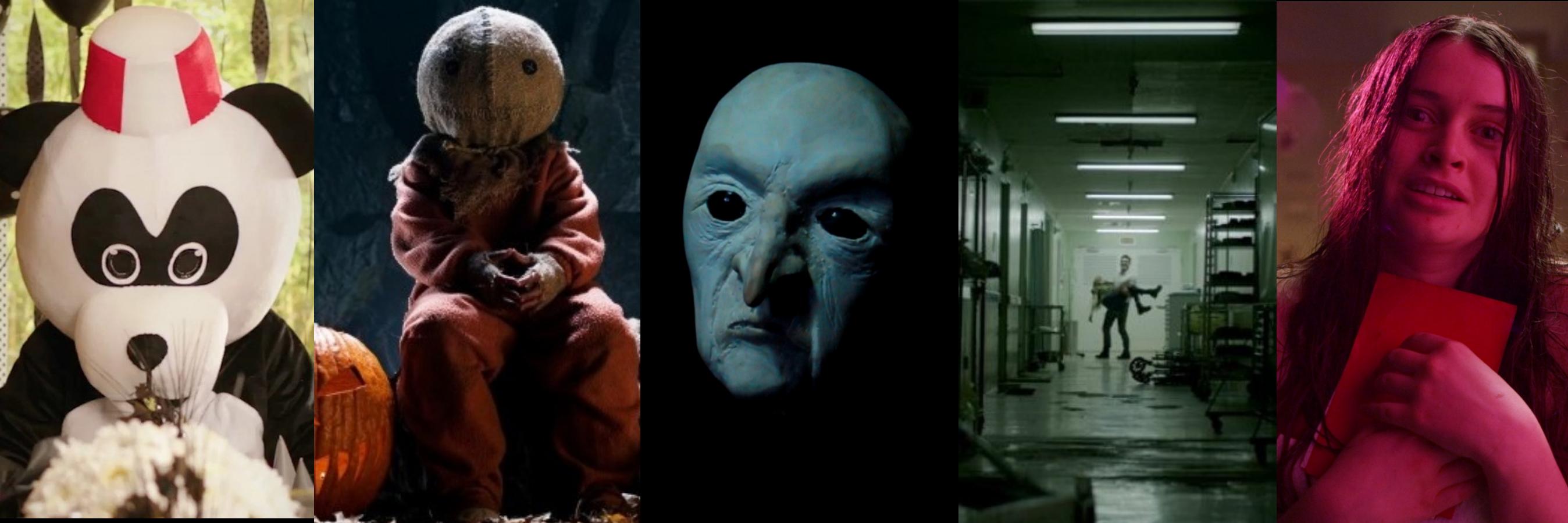 Five Horror Anthologies
