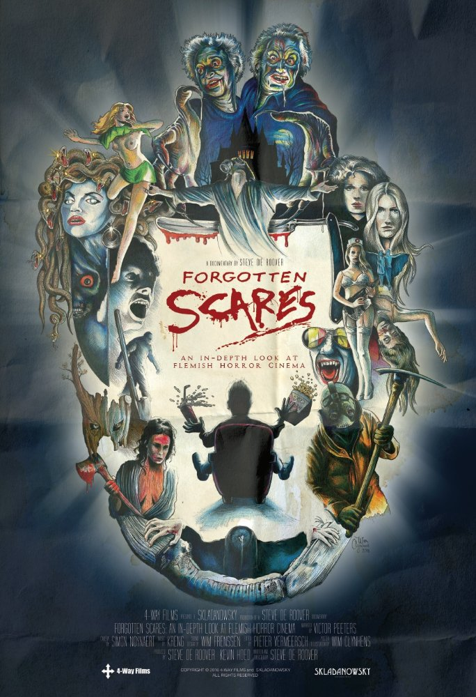 Forgotten Scares Poster