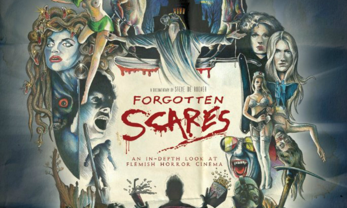 Forgotten Scares Poster Resized