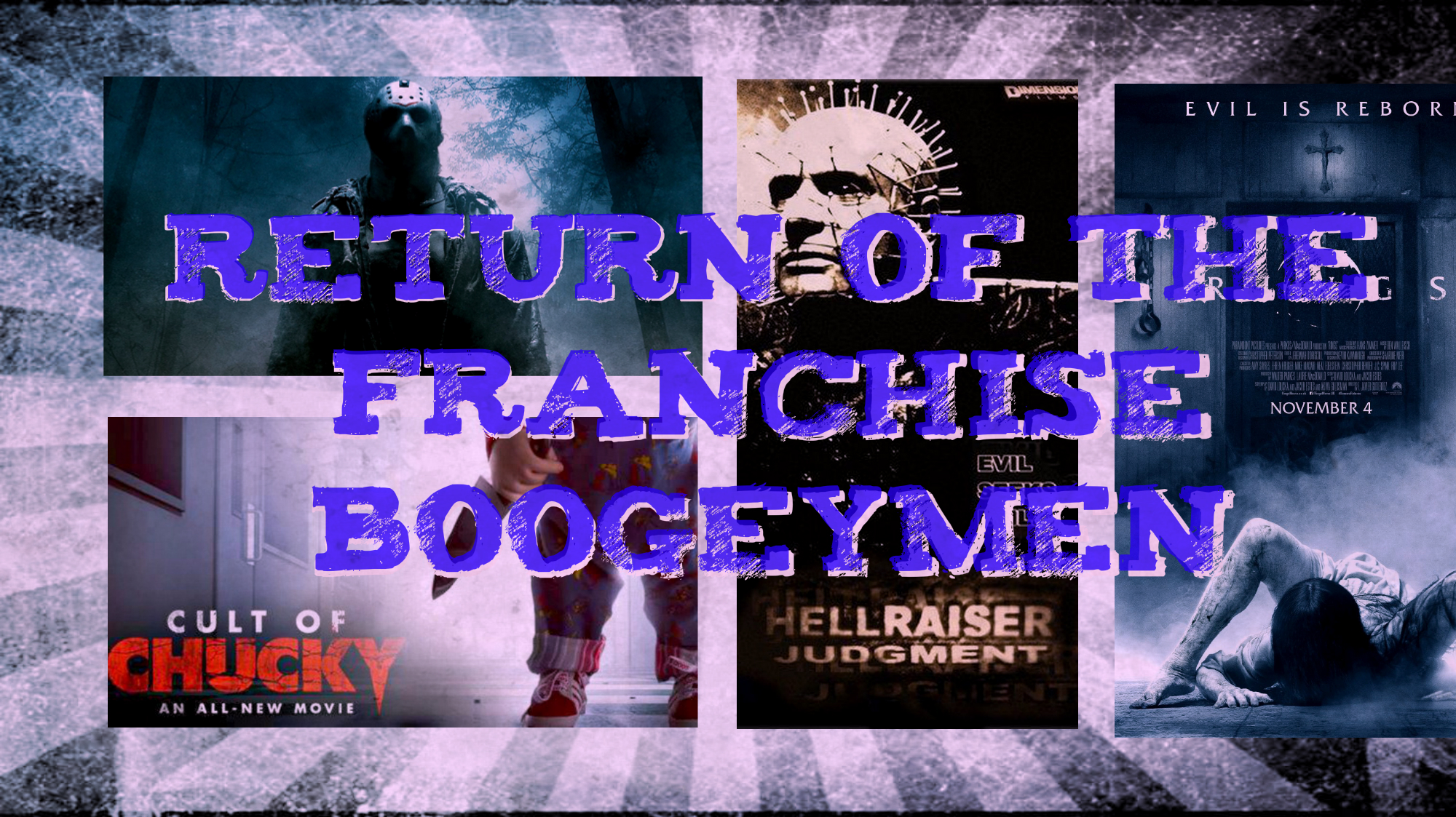 Franchise Boogeymen Banner