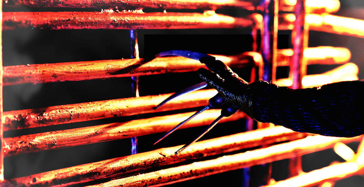 Freddy Glove Figure Photo