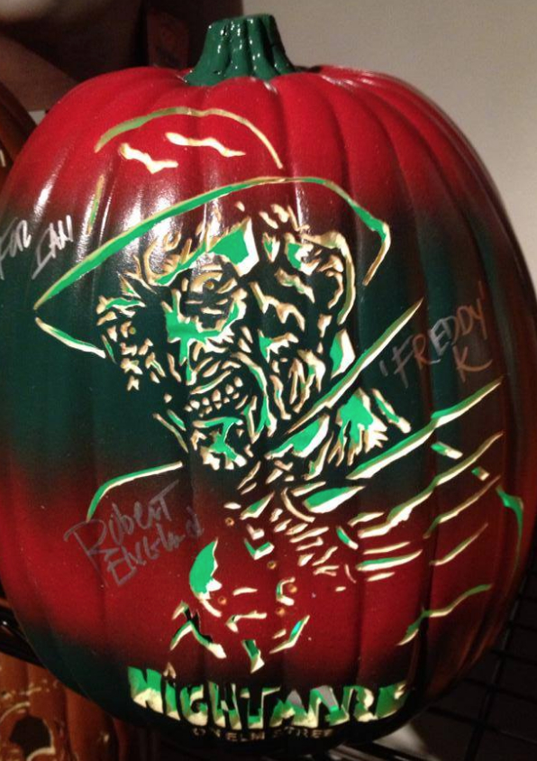 Freddy Pumpkin