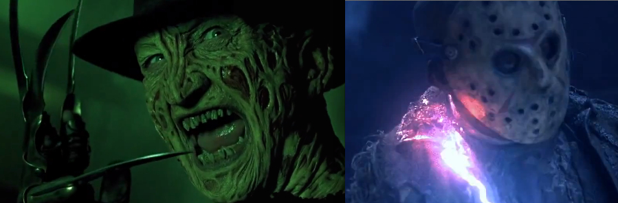 Freddy V Jason 1.