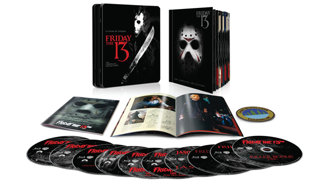 Friday the 13th Blu-ray Box Set