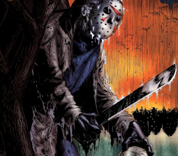 Friday The 13th Mike Wolfer Art.