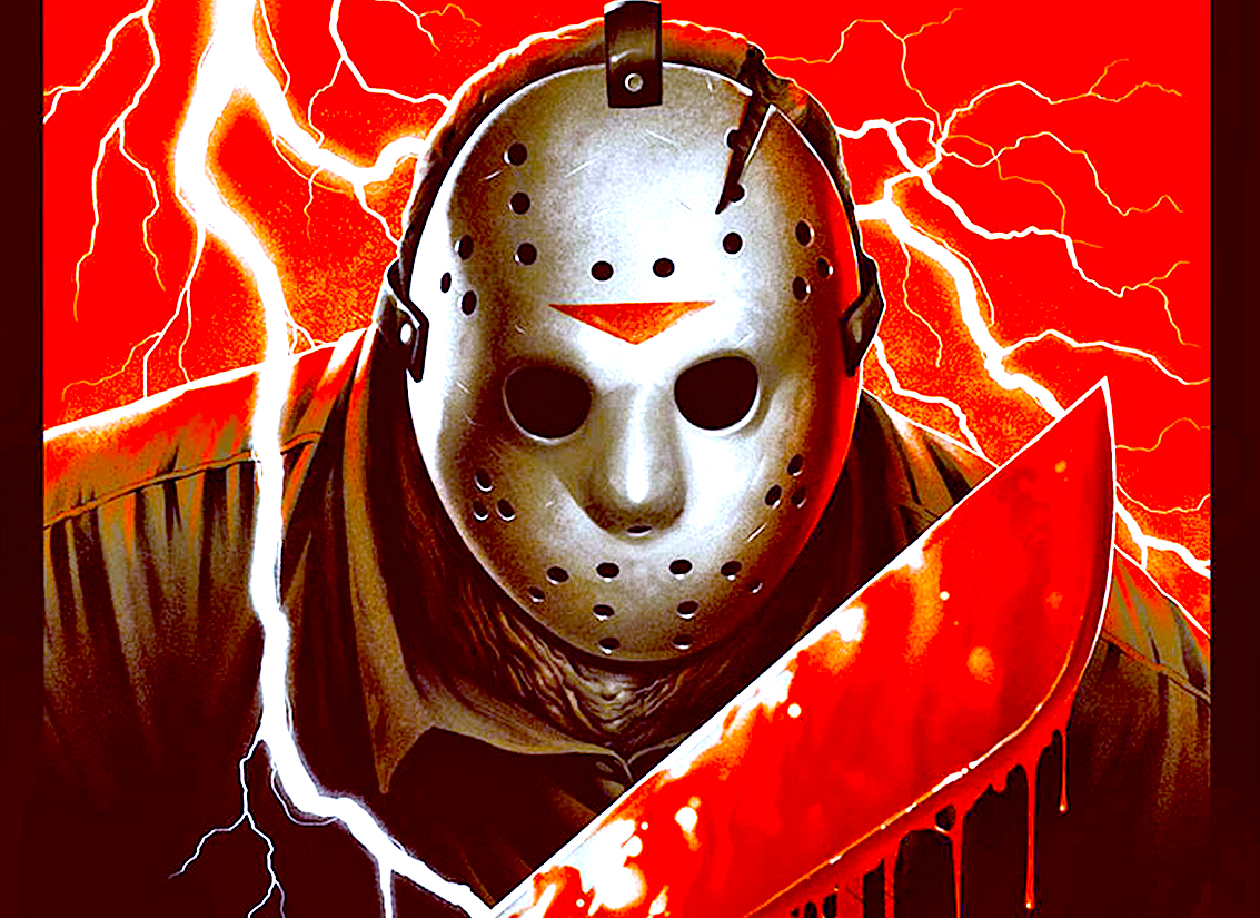 Friday The 13th Alternative Poster Art List Halloween Love