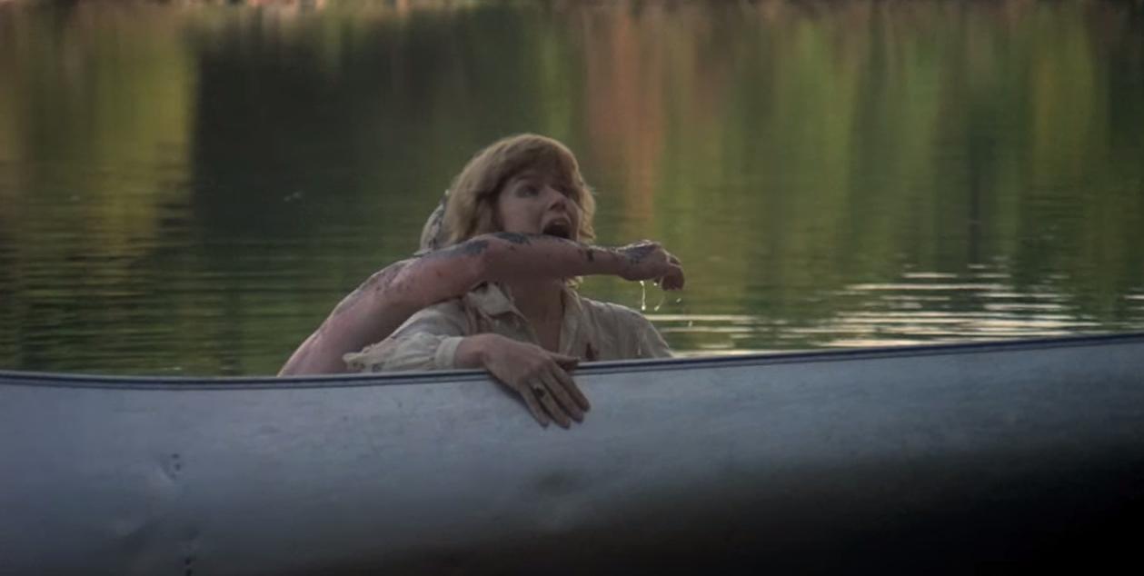 Friday The 13th : Ari Lehman As Jason Scene