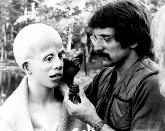 Friday The 13th: Ari Lehman Make up Application