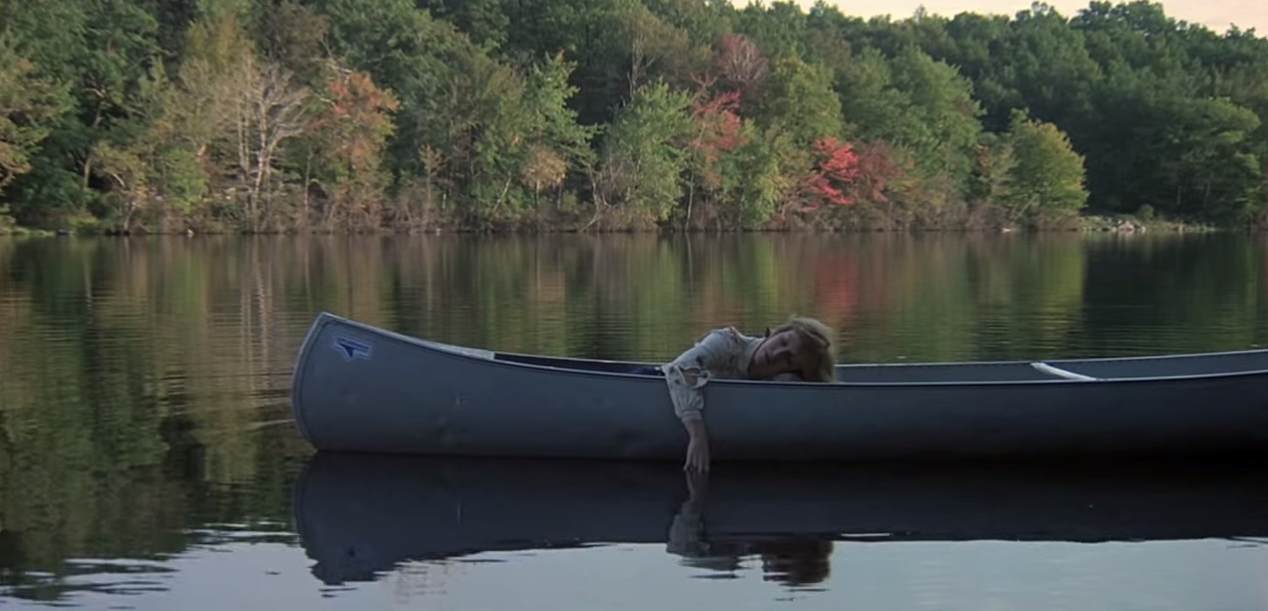 Friday The 13th : End Scene At Crystal Lake