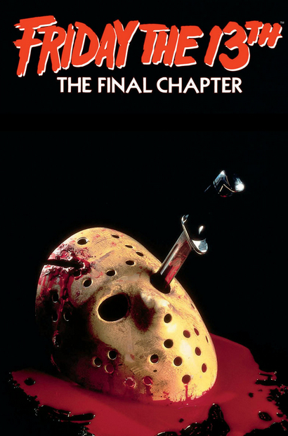 Friday The 13th Part 4 Poster