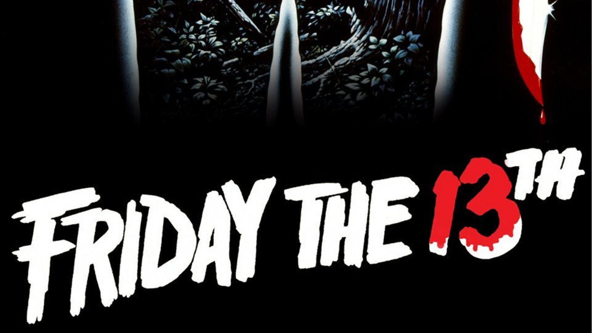 Friday the 13th Poster Title