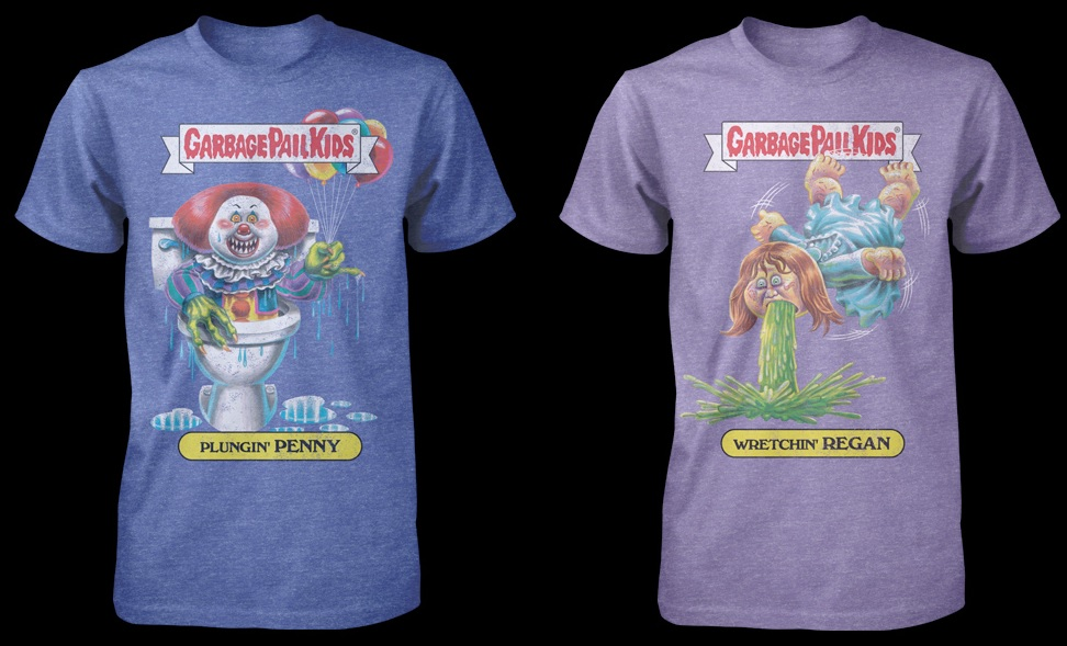 Fright Rags Garbage Pail Kids