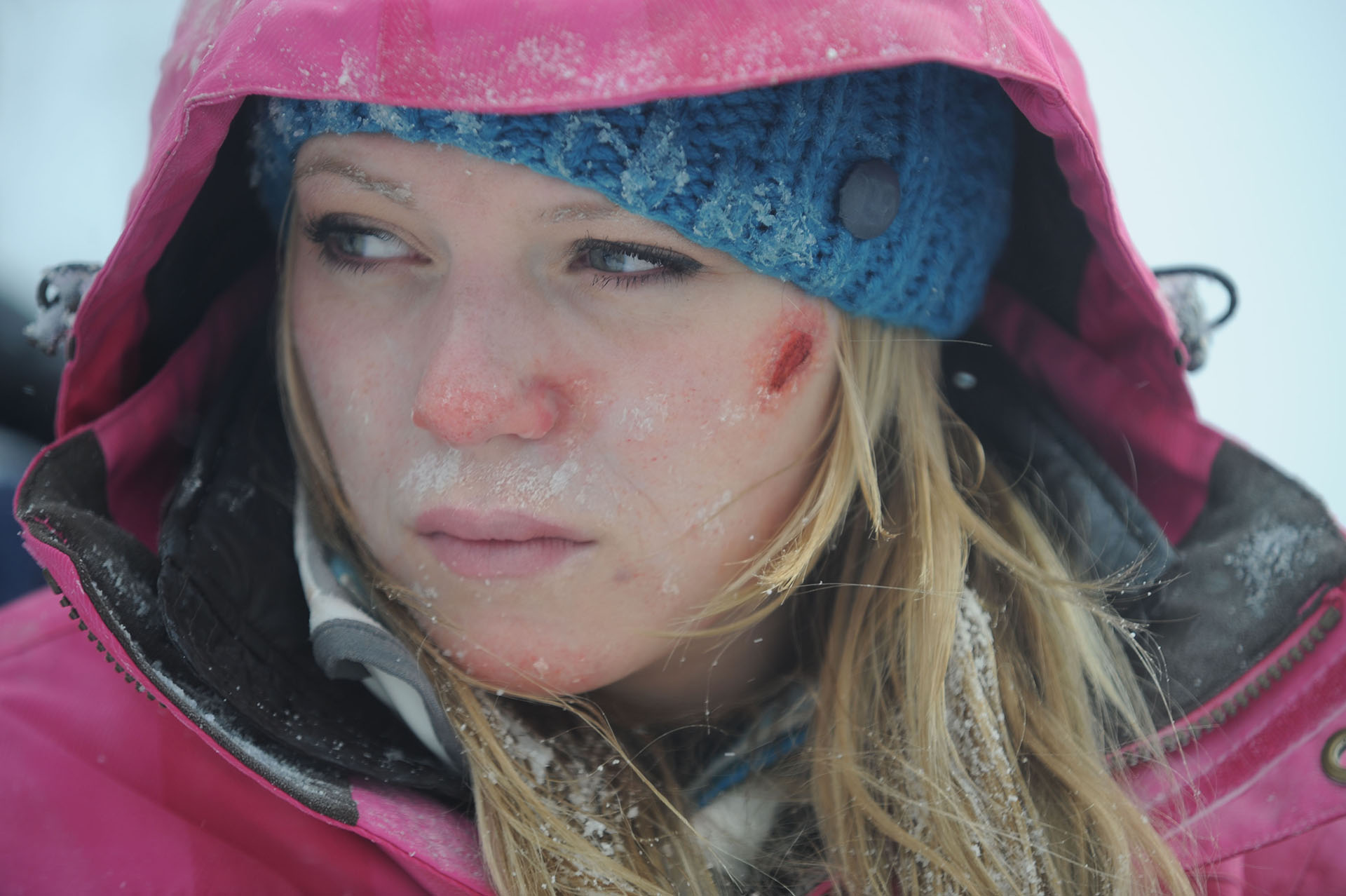 Frozen Emma Bell