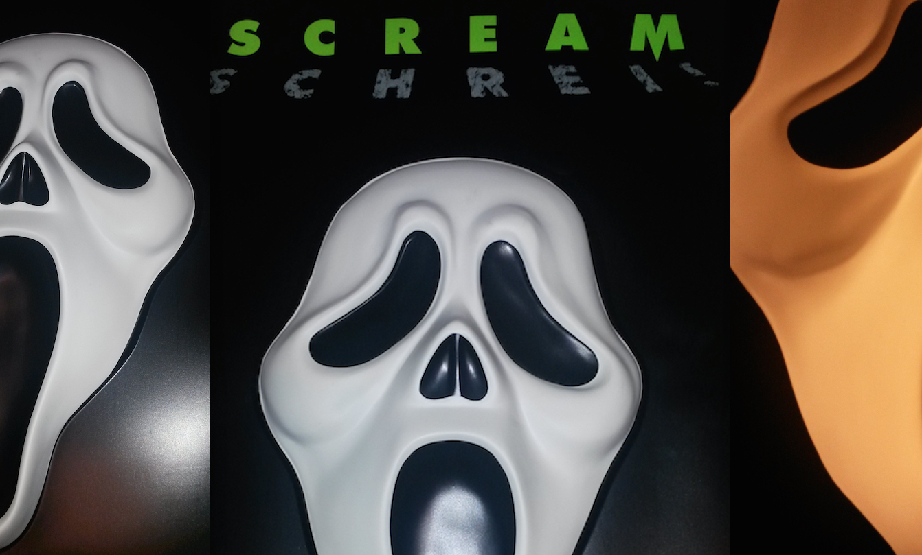 German Scream Poster Review - Halloween Love