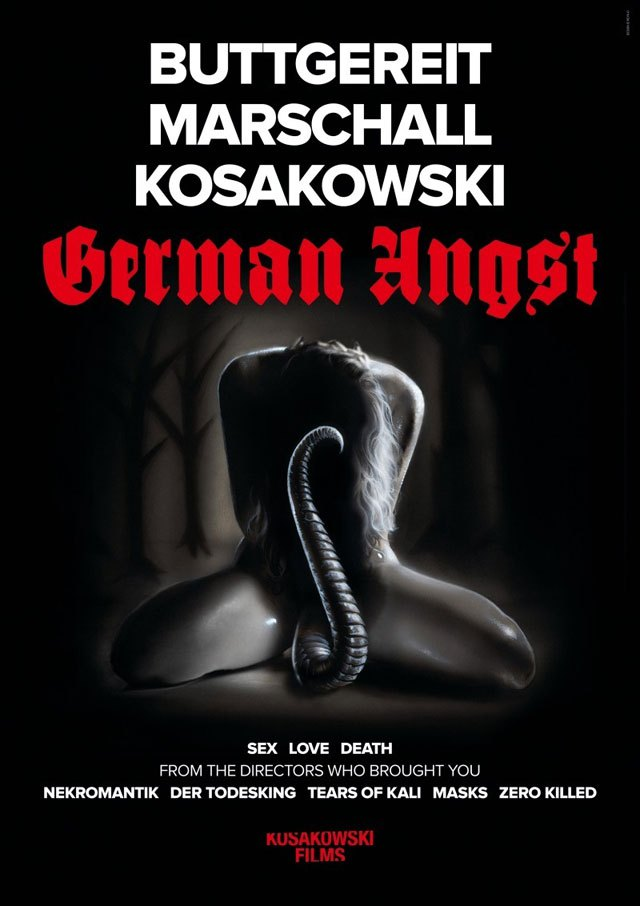 German Angst trailer