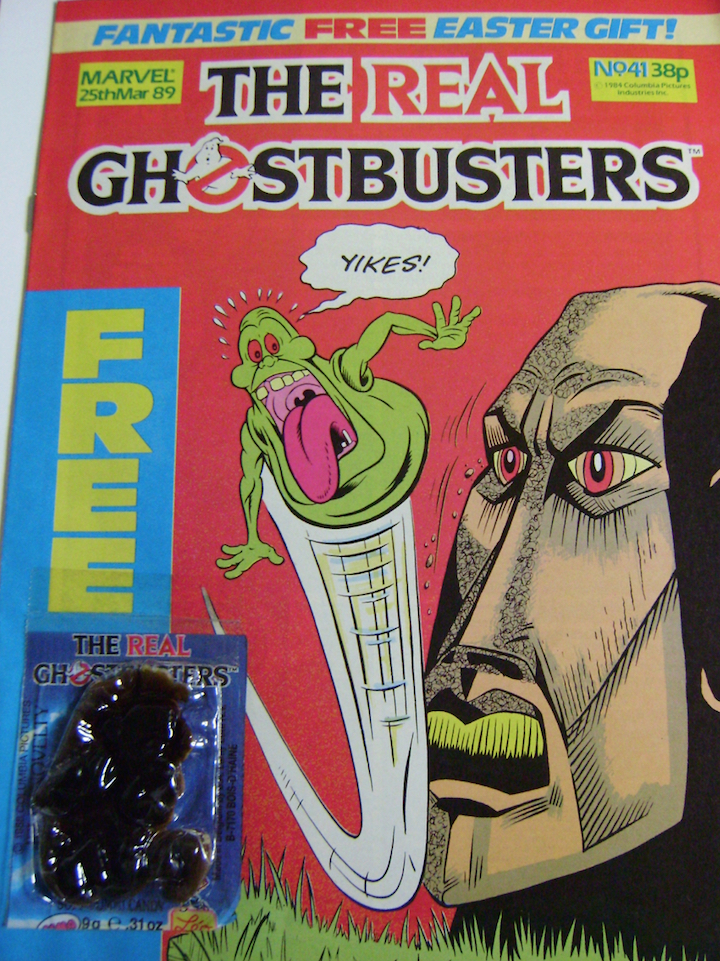Ghostbusters UK Comic Issue 41