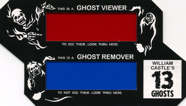 13 Ghosts Ghost Viewer