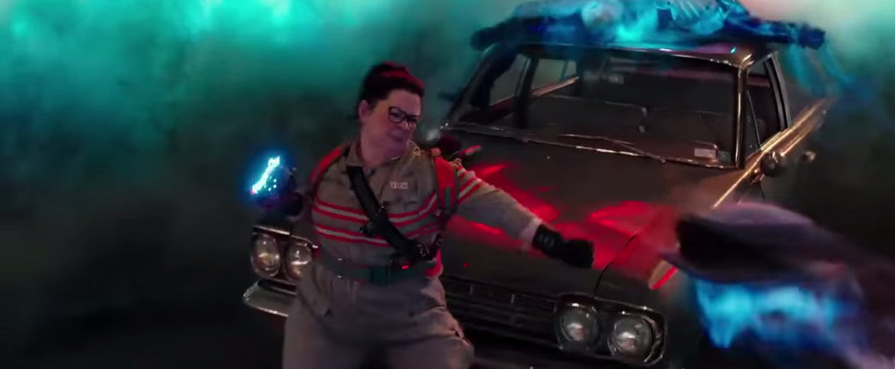 Ghostbusters 2016 - Bad effects?