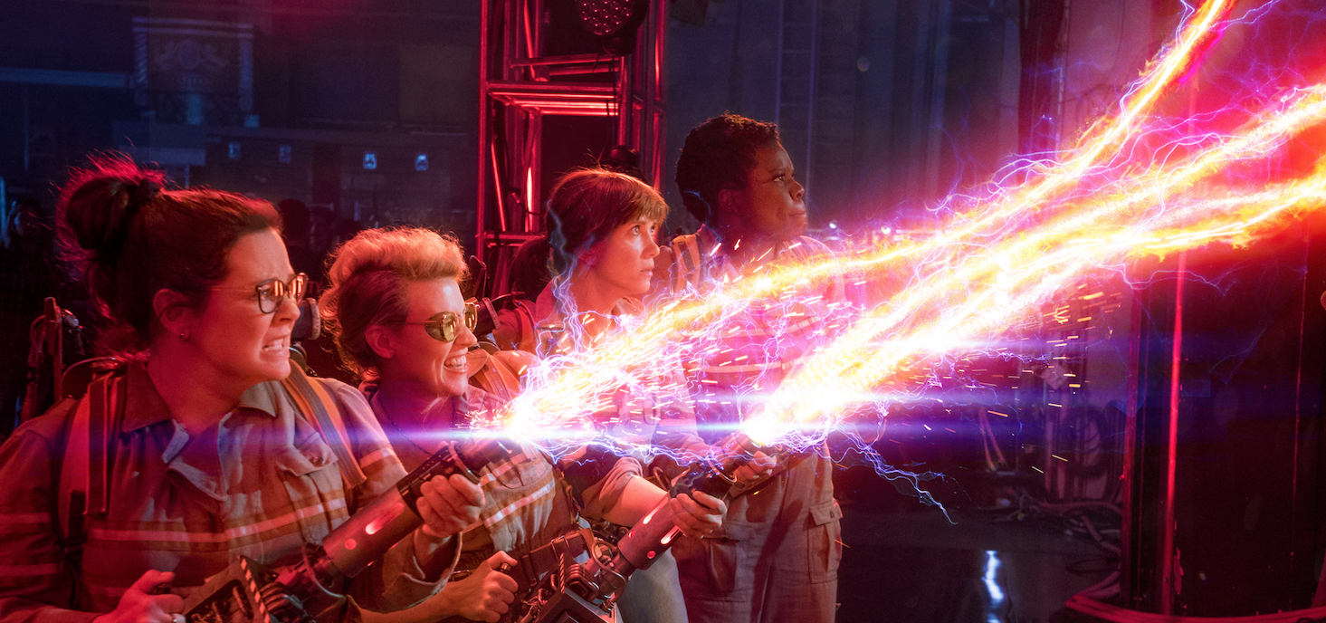 Ghostbusters 2016 Official Review - Halloween Love