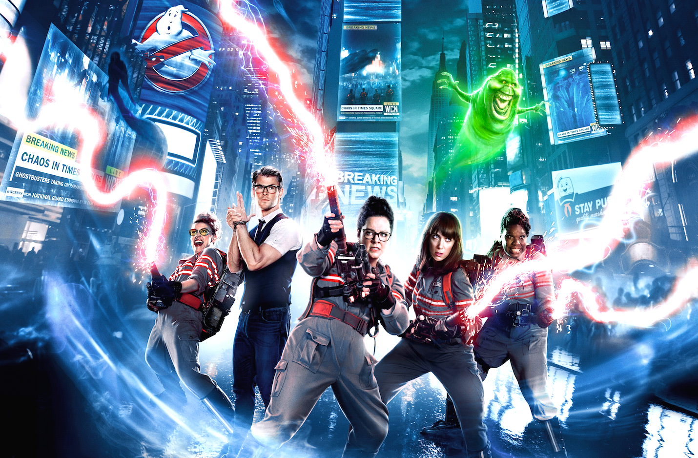Ghostbusters 2016 Movie Review - Halloween Love