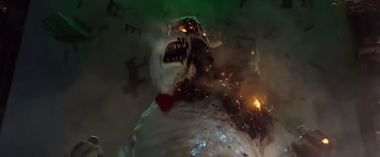 Ghostbusters 2016 Trailer 2 Final Shot