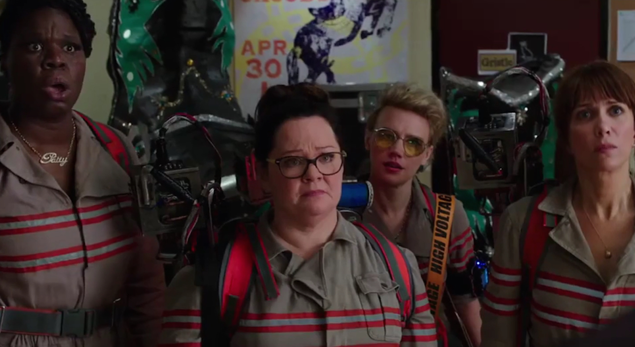 Ghostbusters 2016 Trailer 2 Review
