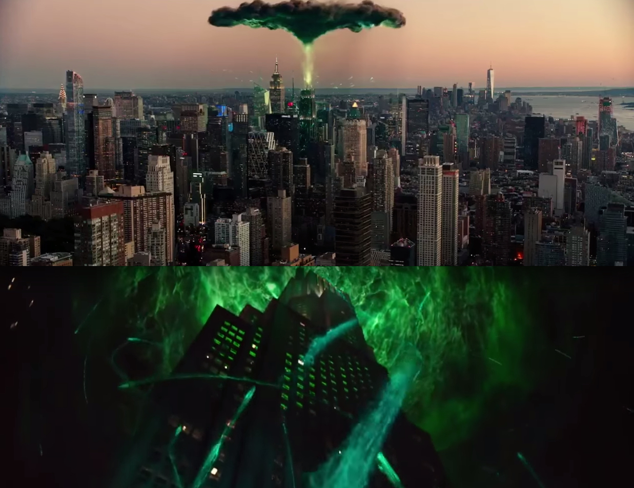 Ghostbusters 2016 Trailer 2 City Shots