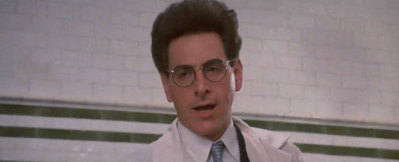 Ghostbusters Egon.