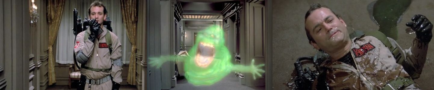 Ghostbusters : I Think He Can Hear You Ray