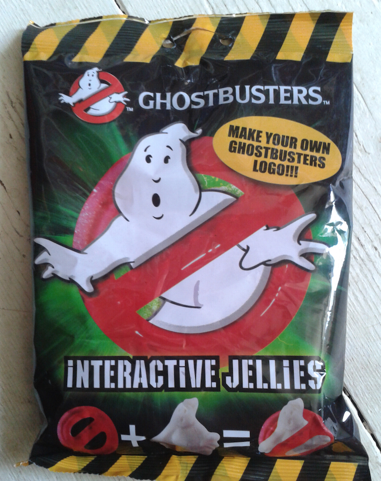 Ghostbusters Interactive Jellies 2016