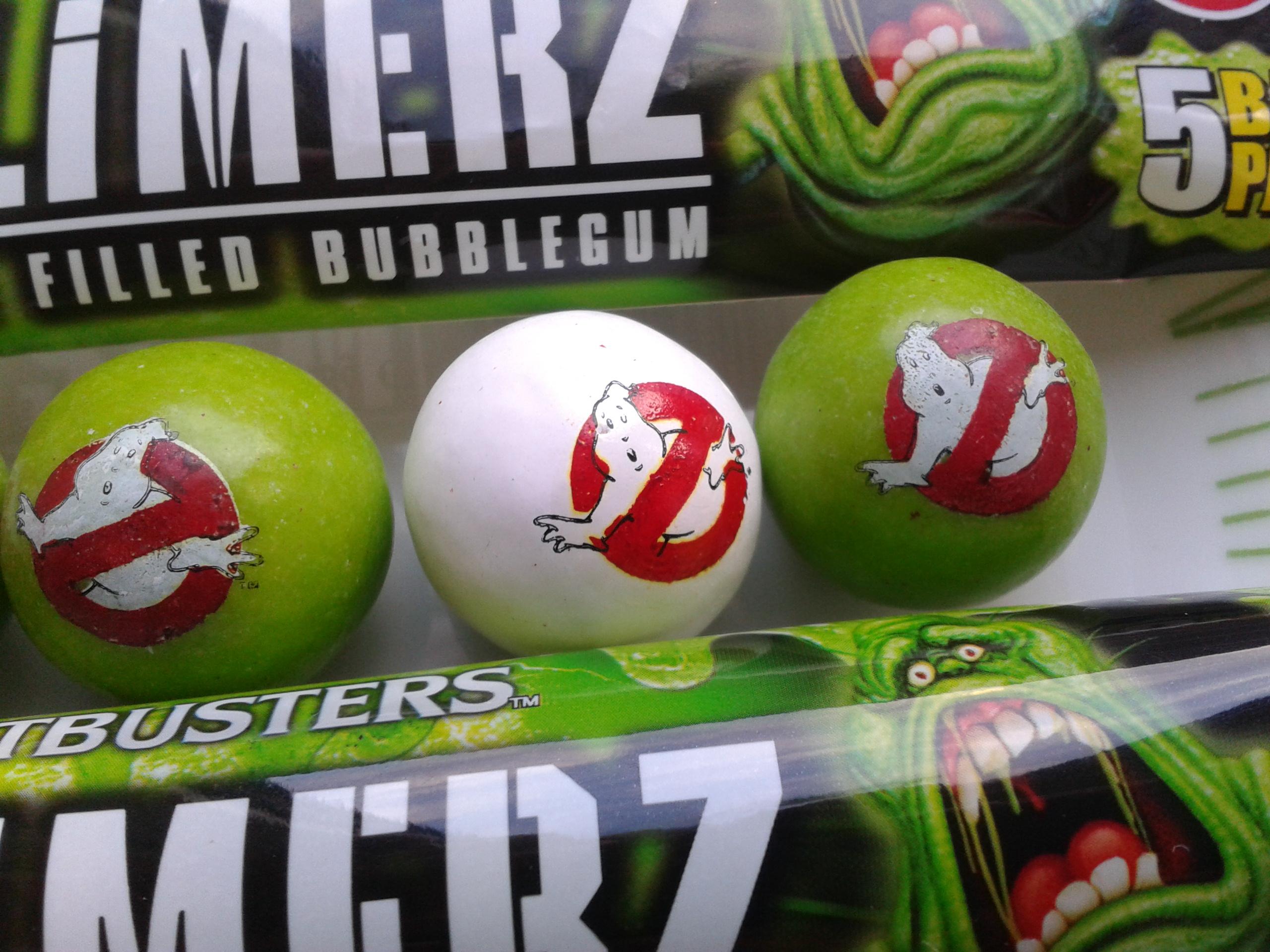 Ghostbusters Slimerz Gumballs - 2015 Release