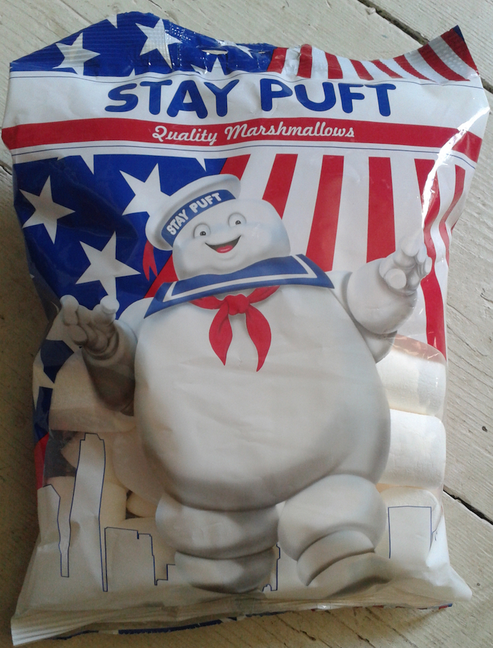 Stay Puft Marshmallows 2016 UK Release