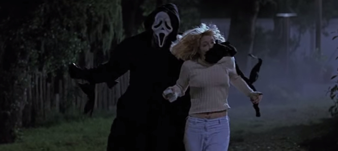 Ghostface Running