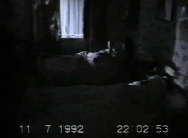 Ghostwatch Bedroom.